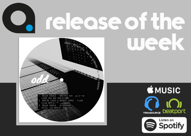 RELEASE of the week | Arjun Vagale, Ramiro Lopez, Andres